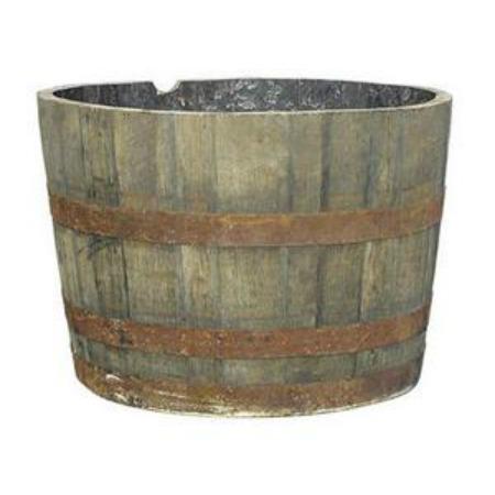 Plant Stand Whiskey Barrel Kosins