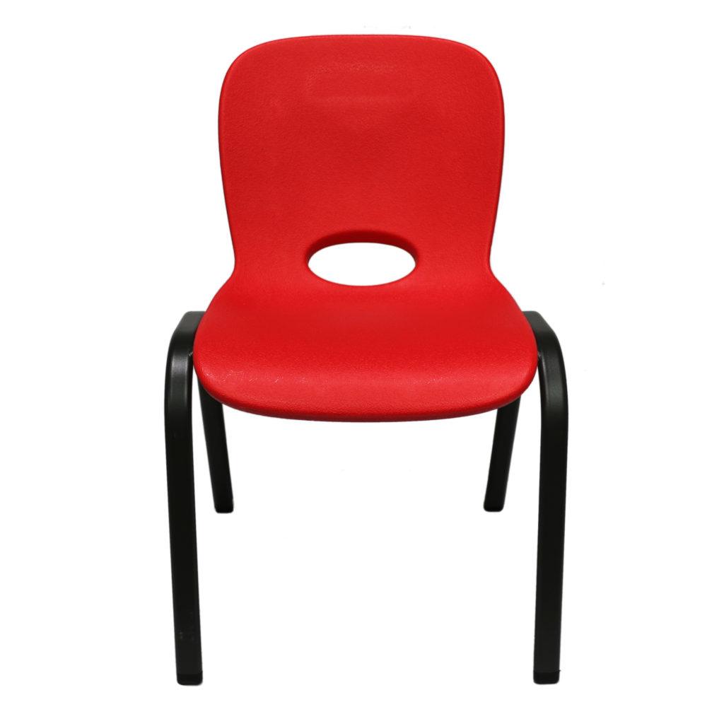 Childrens Chair Red Kosins
